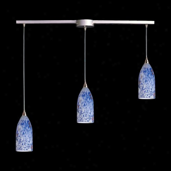 502-3lbl - Elk Lighting - 502-3lbl > Chandeliers
