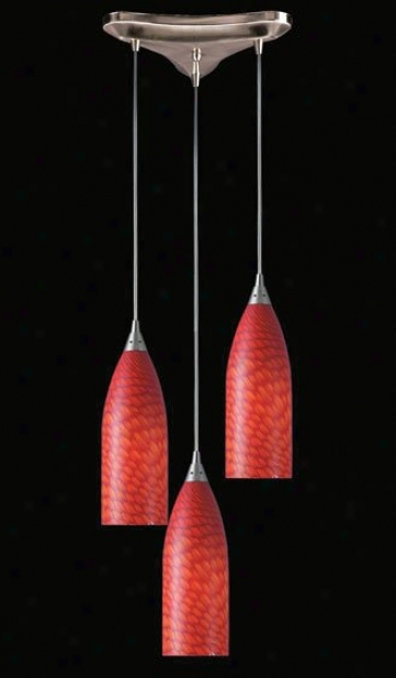 522-3sc - Elk Lighting - 522-3sc > Pendants
