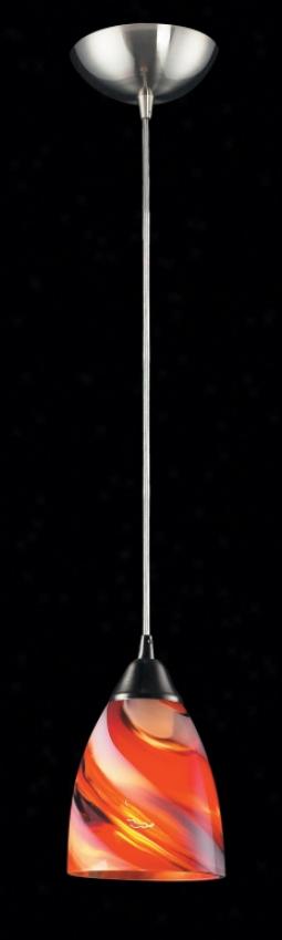 527-1cy - Elm Lighting - 527-1cy > Pendants