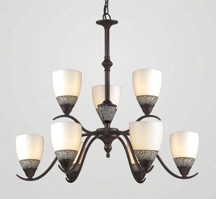 538-6+3dr - Elk Lighting - 538-6+3dr-whc > Chqndeliers