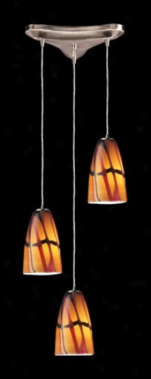 541-3jas - Elk Lighting - 541-3jas > Pendants