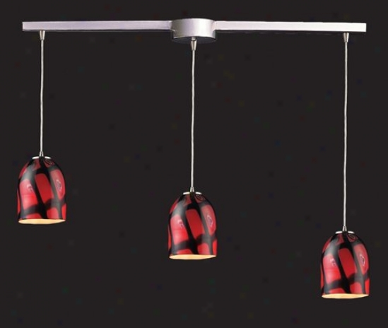543-3lru - Elk Lighting - 543-3lru > Pendants
