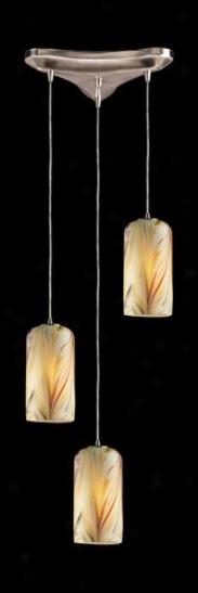 544-3mh - Elk Lighting - 544-3mh > Pendants