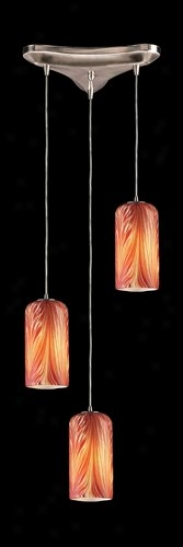 544-3ml - Elk Lighting - 544-3ml > Pendants