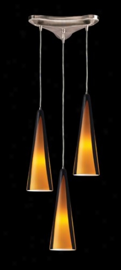 545-3sah - Elk Lighting - 545-3sah > Pendants