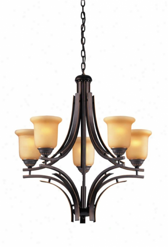 5989_5 - Elk Lighting - 5989_5 > Chandeliers