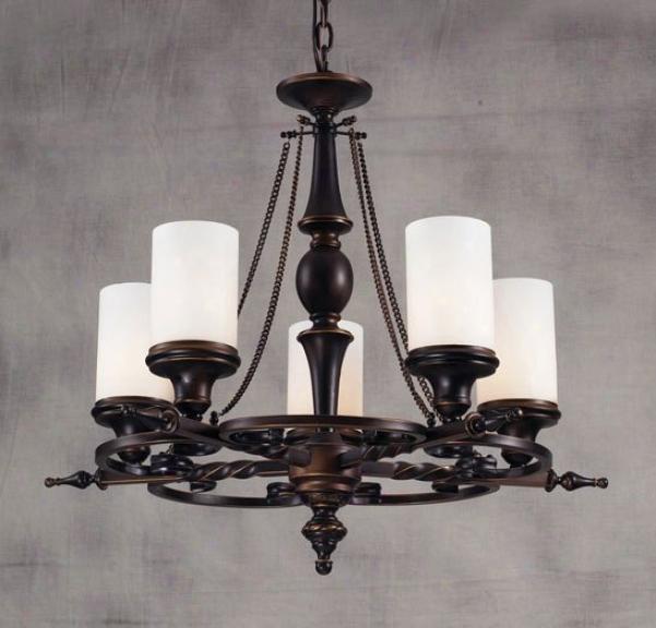 6028_5 - Elk Lighting - 602_5 > Chandeliers