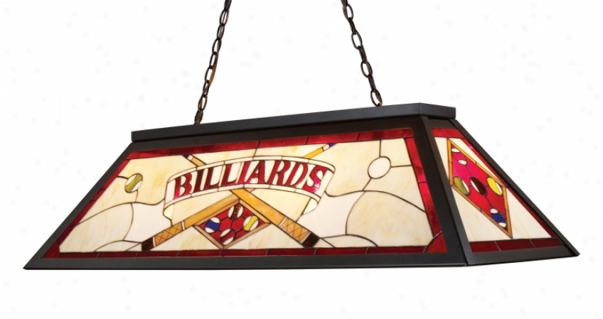 70053-4 - Landmark Lighting - 70053-4 > Billiard Lightinf