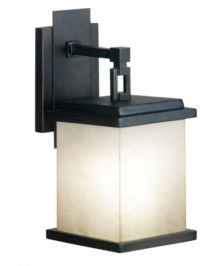 70210orb - Kenroy Home - 70210orb > Outdoor Sconce