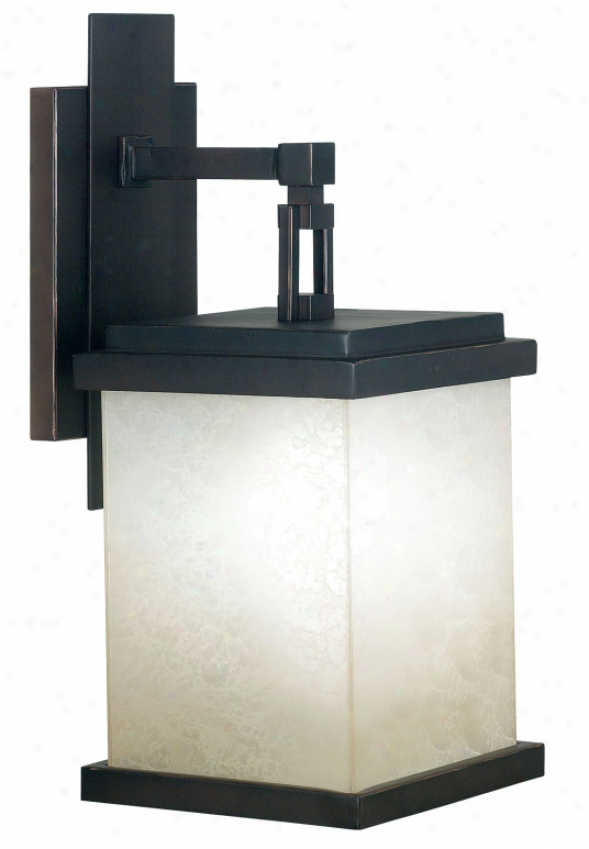 70212orb - Kenroy Home - 70212orb > Outdoor Sconce