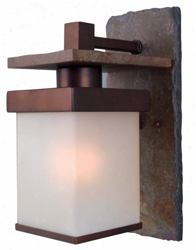 70281cop - Kenroy Home - 70281cop > Outdoor Sconce