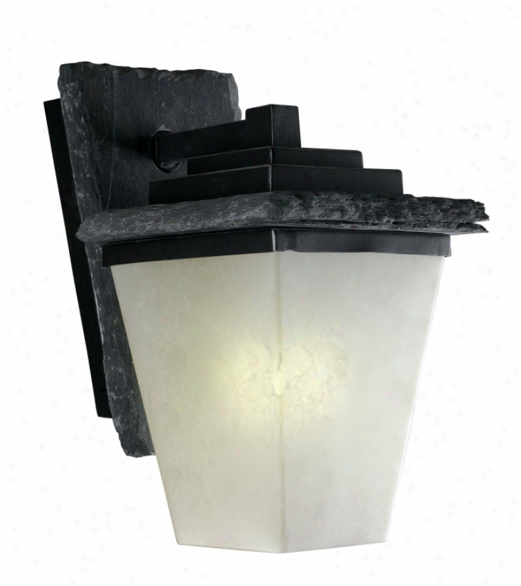 70598sl - Kenroy Home - 70508sl - Outdoor Sconce