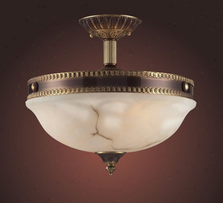 8211_3 - Elk Lighting - 8211_3 > Semi Flush Mount