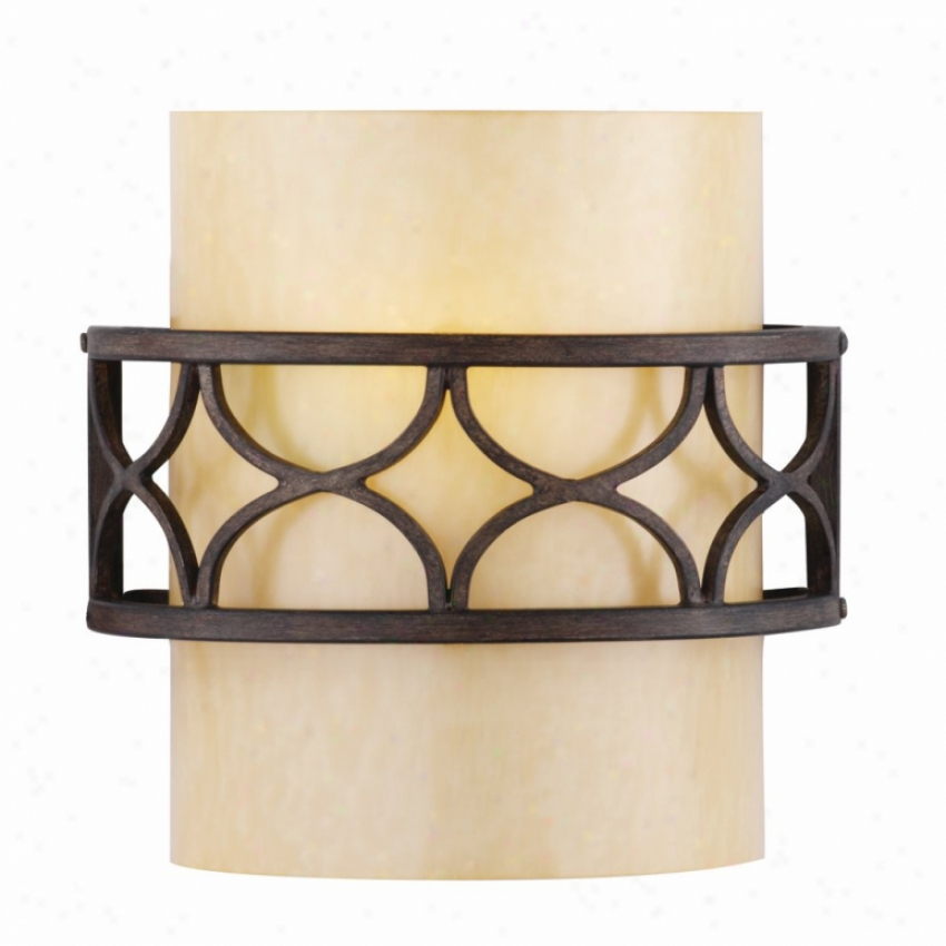9018-1w-cob - Golden Lighting - 9018-1w-cob > Wall Sconces