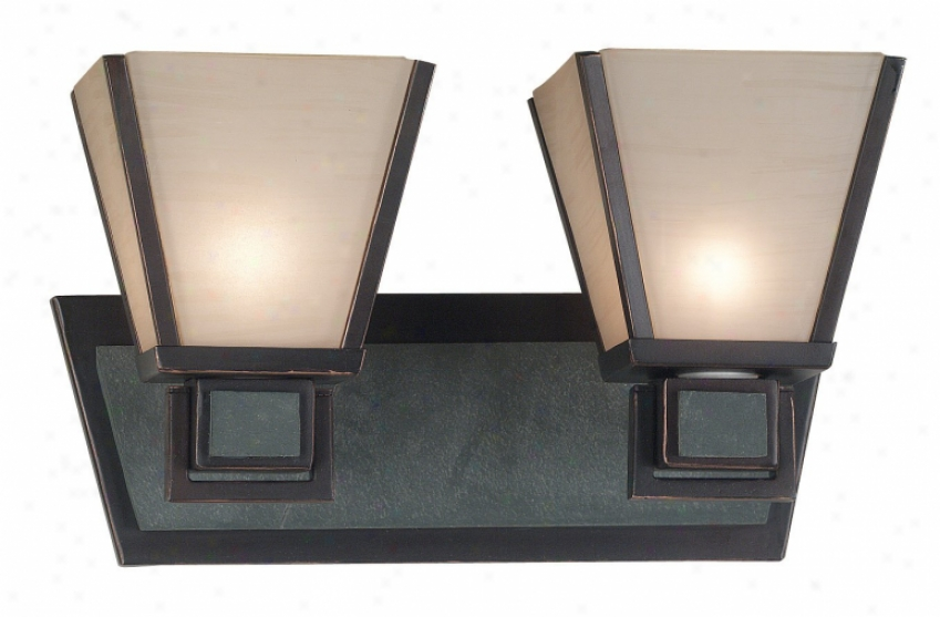 91602orb - Kenroy Home - 91602orb > Wall Sconces