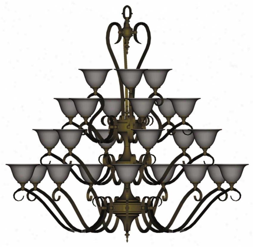 9166 - Framburg - 9166 > Chandeliers