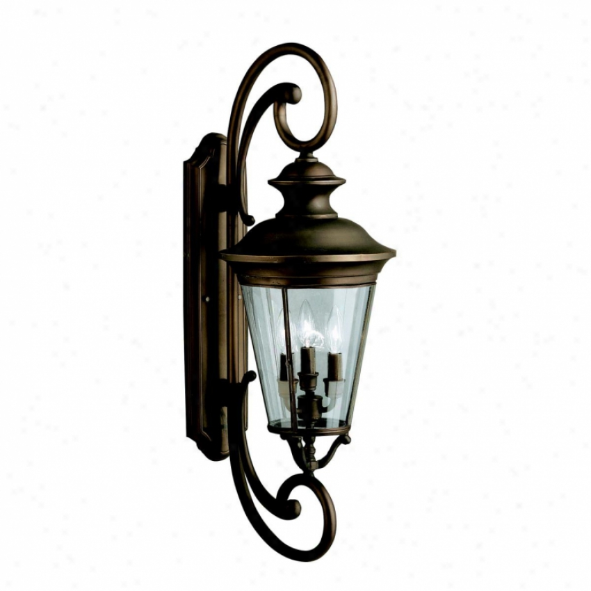 9349oz - Kichler - 9349oz > Outdoor Wall Sconce