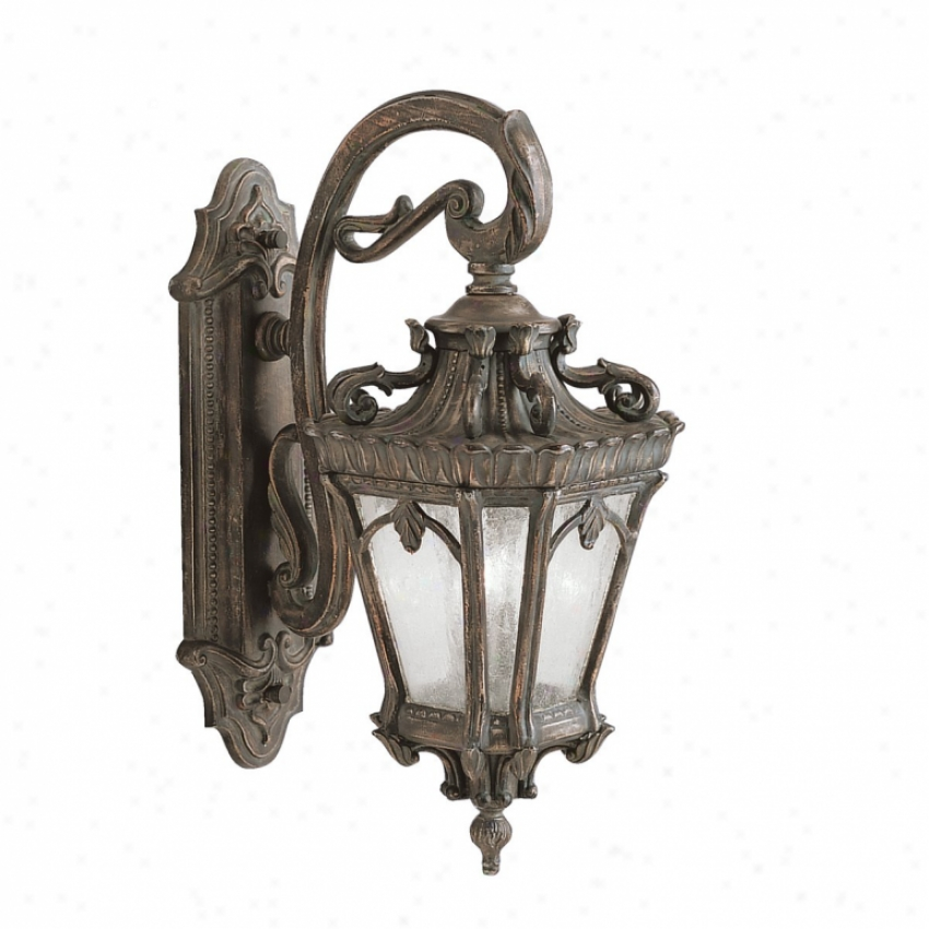 9357ld - Kichler - 9357ld > Outdoor Wall Candle-holder
