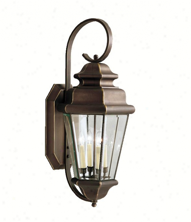 9631oz - Kichler - 9631oz > Outdoor Wall Sconce