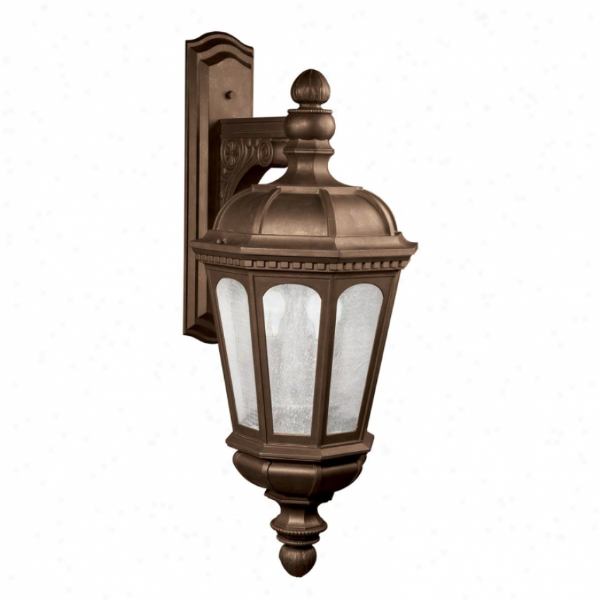 9757lz - Kichler - 9757lz > Outdoor Wall Sconce
