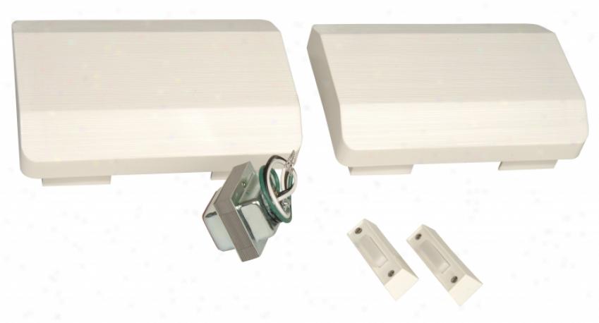 C1O5x2l-w - Craftmade - C105x2l-w > Door Bells