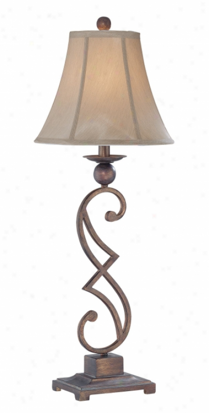 C41100 - Lie Source - C41100 > Buffet Lamps