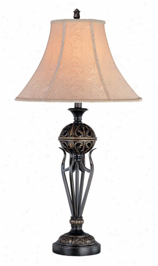 C4854 - Lite Source - C4854 > Stand  Lamps