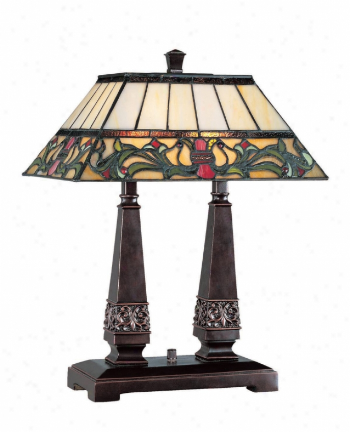 C4943 - Flower Source - C4943 > Table Lamps
