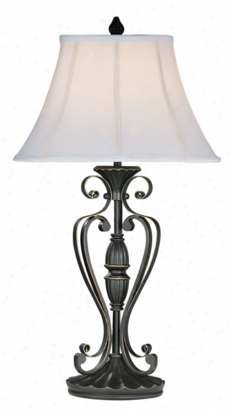 C4980 - Lite Source - C4980 > Table Lamps