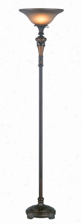C6309 - Lite Source - C6309 > Torchiere Lamps