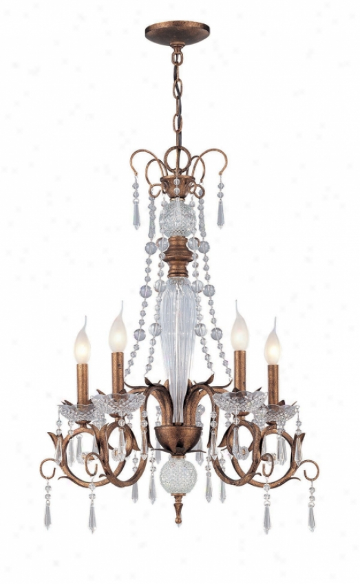C7848 - Lite Source - C7848 > Chandeliers