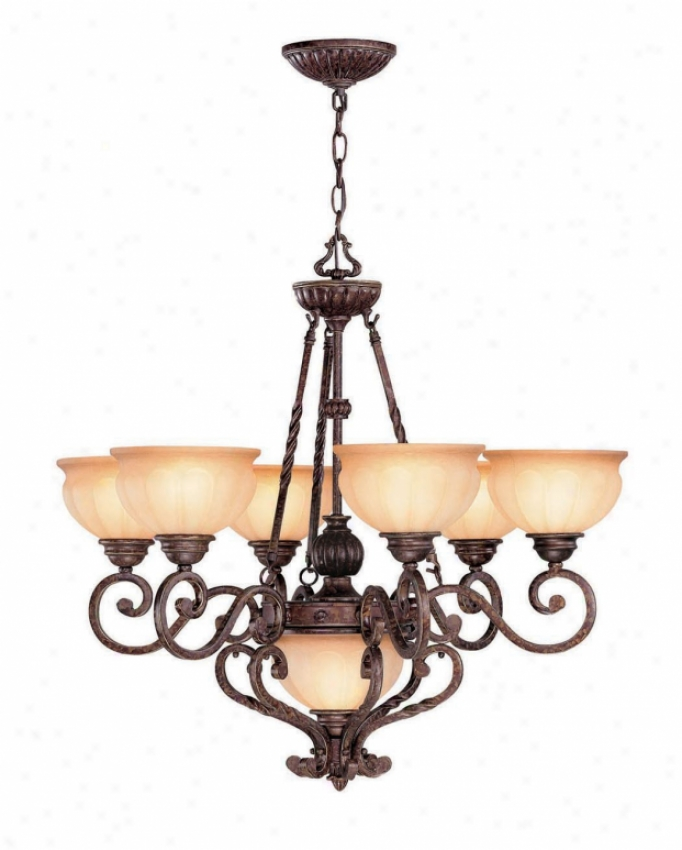 C7938 - Lite Source - C7938 > Chandeliers