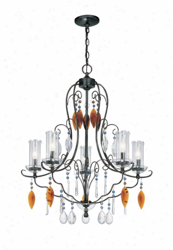 C7947 - Lite Source - C7947 > Chandeliers