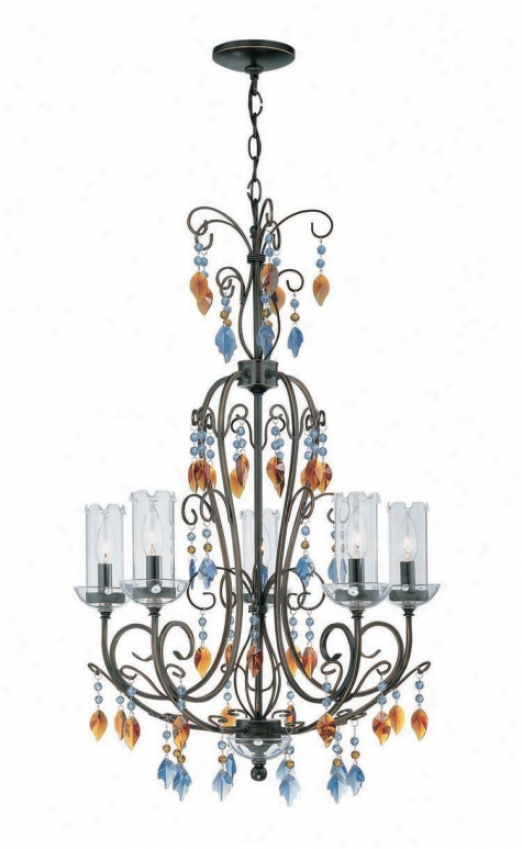 C7948 - Lite Source - C7948 > Chandeliers
