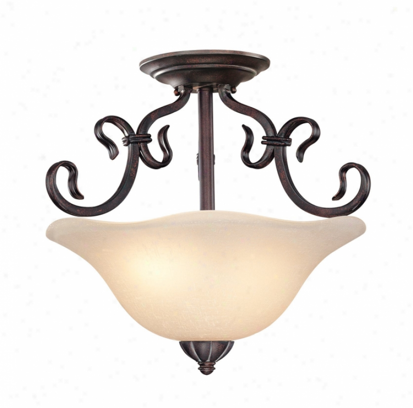C7954 - Lite Source - C7954 > Semi Flush Mount