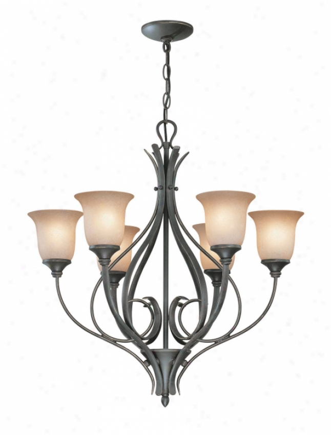 C7989 - Lite Source - C7989 > Chandeliers