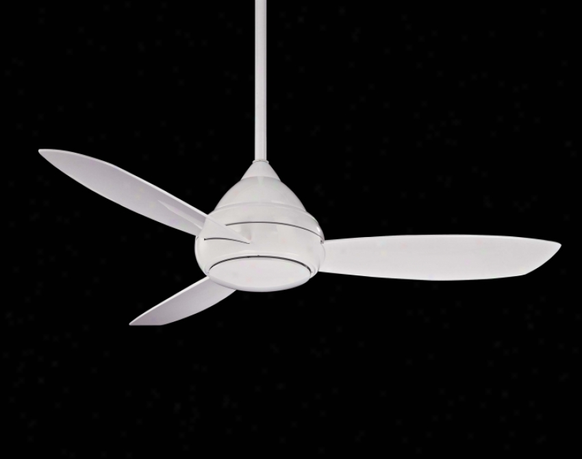 F5777-wh - Minka Aire - F577-wh > Ceiling Fans