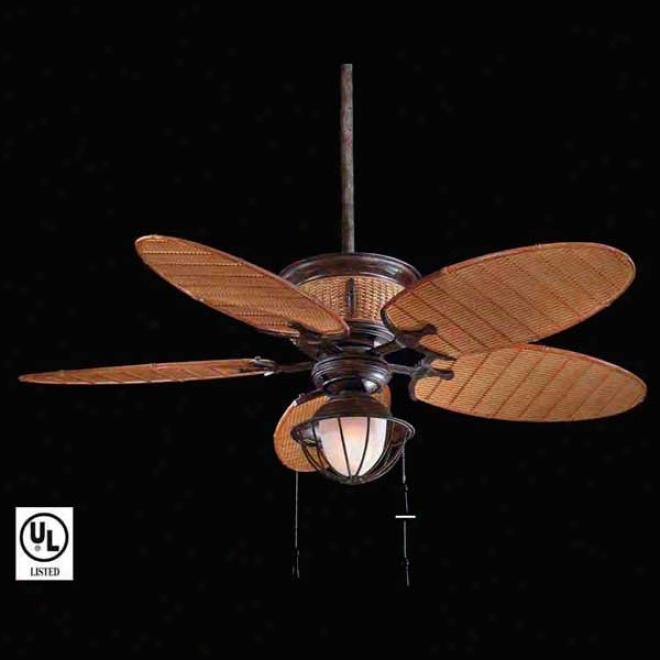 F580-vr/bb - Minka Aire - F580-vrb/b > Ceiling Fans