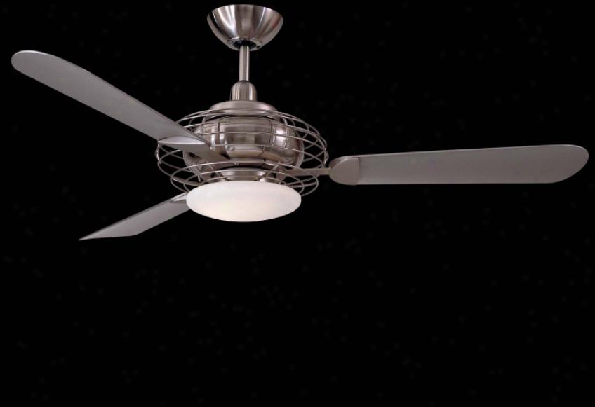 F601-bs/bn - Minka Aire - F601-bs/bn > Ceiling Fans
