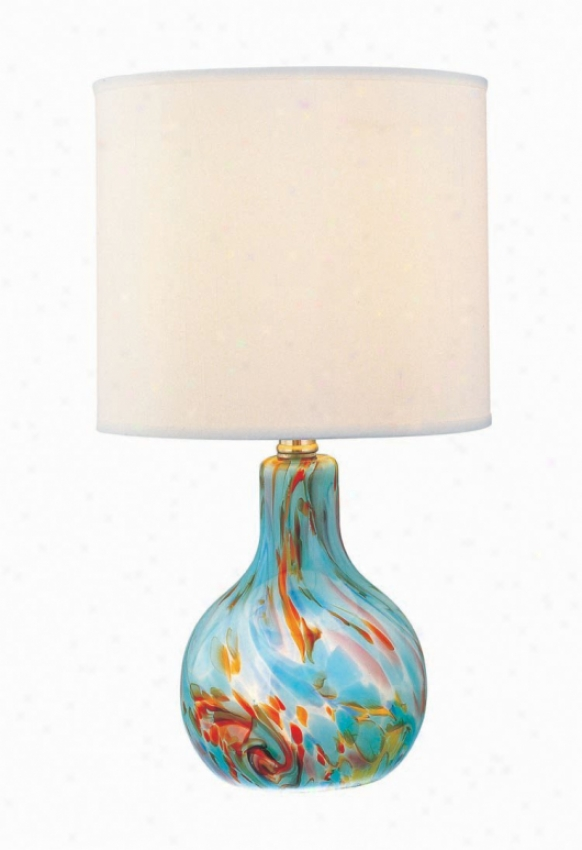 Ls-20073aqua - Lite Source - Ls-20073aqua > Table Lamps