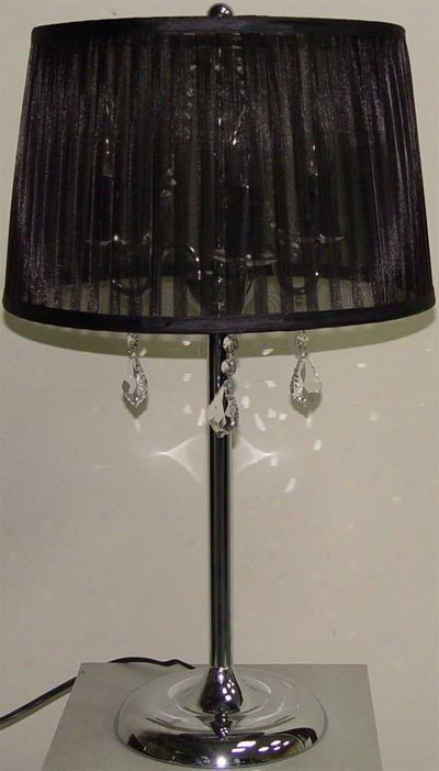 Ls-21268c/blk - Lite Source - Ls-21268c/blk > Table Lamps