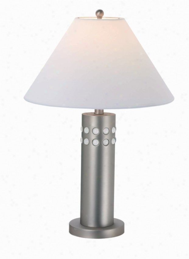 Ls-3240ss/wht - Lote Source - Ls-3240ss/wht > Table Lamps