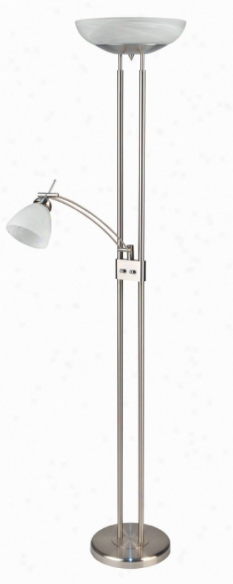 Ls-8515ps/cld - Lite Source - Ls-8515ps/cld > Torchiere Lamps
