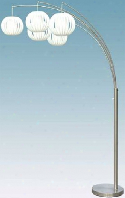 Ls-8872ps/wht - Flower Source - Ls-8872ps/wht > lFoir Lamps