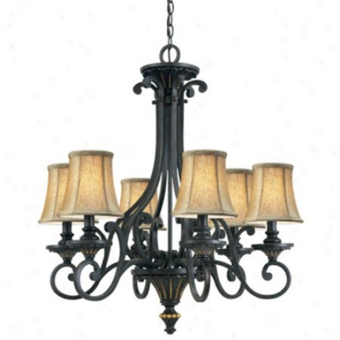 M216-22 - Thomas Lighting - M2016-22 > Chandeliers