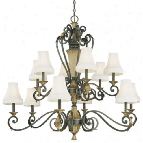M2085--23 - Thomas Lighting - M2085-23 > Chandeliers