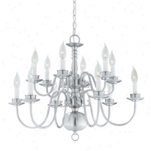 M2212-78 - Thomas Lighting - M2212-78 > Chamdeliers