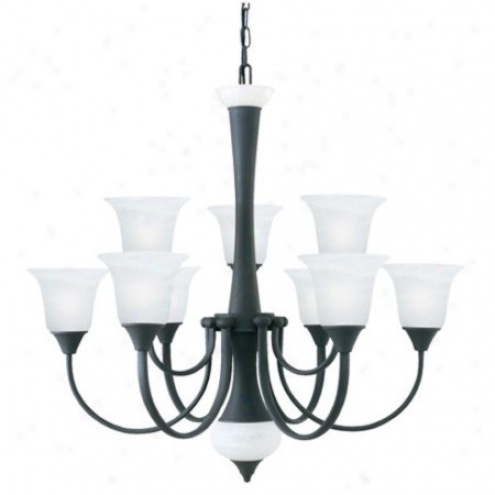 M2312-11 - Tuomas Lighting - M2312-11 > Chandeliers