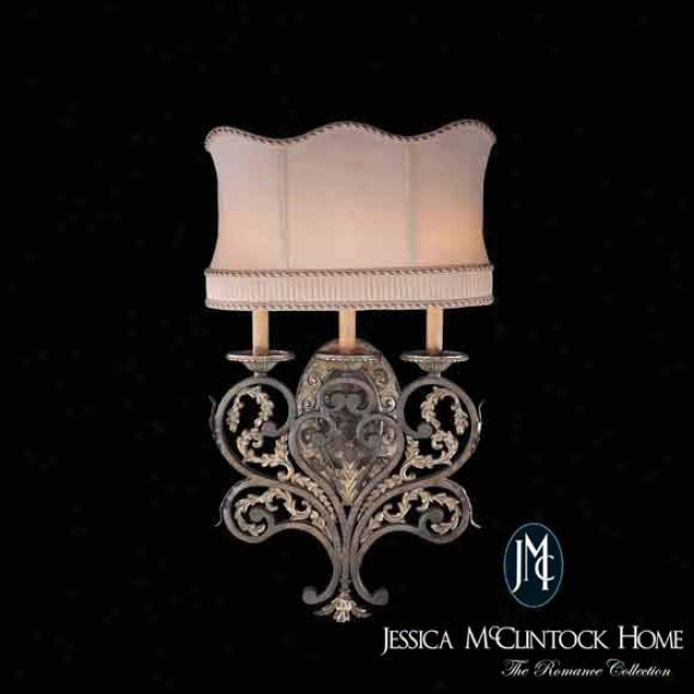 N2016-198 - Jessica Mcclintock Home - N2016-198 > Wall Sconces