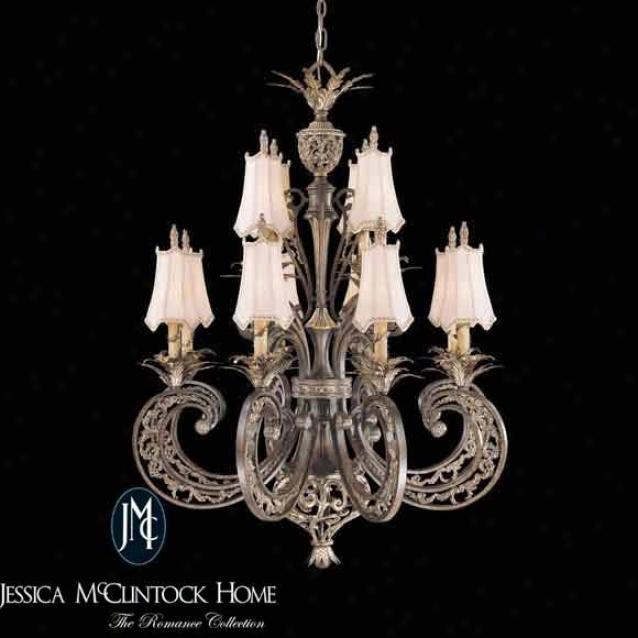 N6018-198 - Jessica Mcclintock Homee - N6018-198 > Chandeliers
